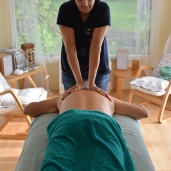 Aroma Rug, schouder en nek massage